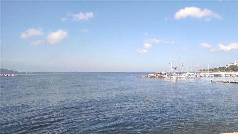 Marmara Denizi'nden korkutan haber