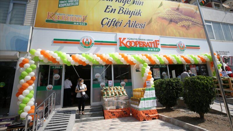 Tarım Kredi 2022'de market sayısını 1000'e çıkaracak
