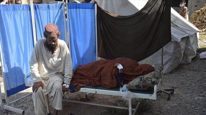 Kardeş ülkede 5,9 büyüklüğünde deprem: 20 ölü