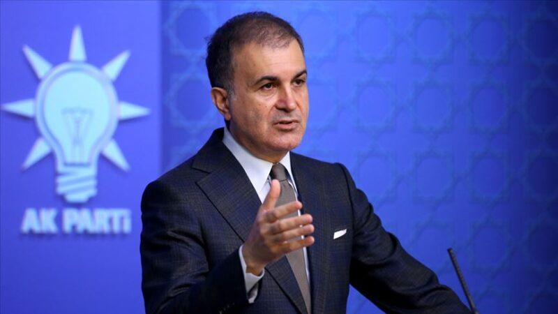 AK Parti'den büyükelçiliklerle ilgili açıklama