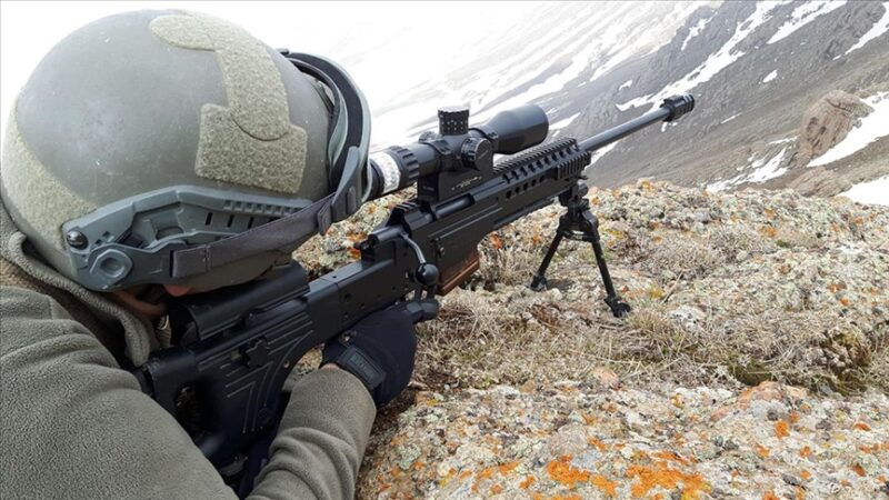 Düğmeye basıldı! 2 bin 520 personelle PKK'ya operasyon